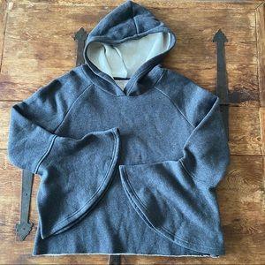 Melrose & market bell sleeve sweatshirt